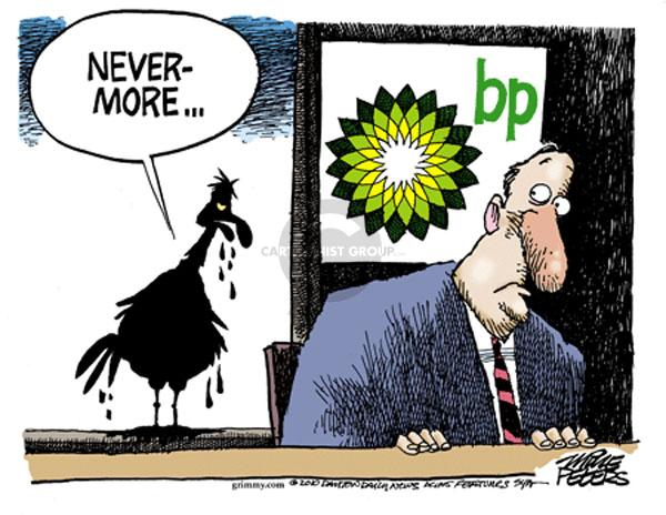 Mike Peters  Mike Peters' Editorial Cartoons 2010-05-04 environment