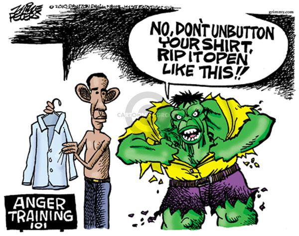 Mike Peters  Mike Peters' Editorial Cartoons 2010-06-04 anger