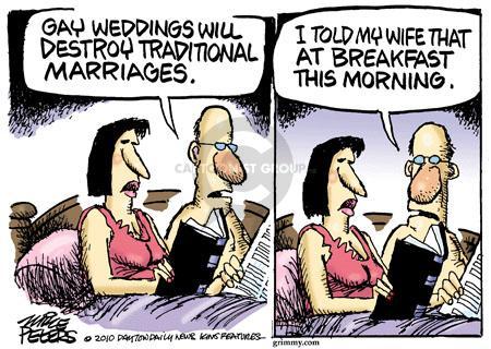Cartoonist Mike Peters  Mike Peters' Editorial Cartoons 2010-08-06 wife
