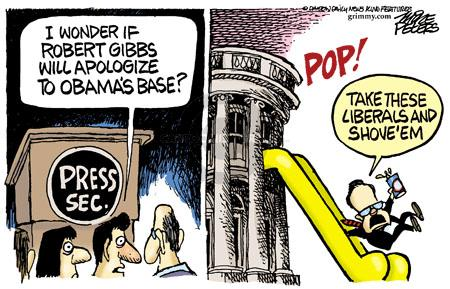 Cartoonist Mike Peters  Mike Peters' Editorial Cartoons 2010-08-11 2010