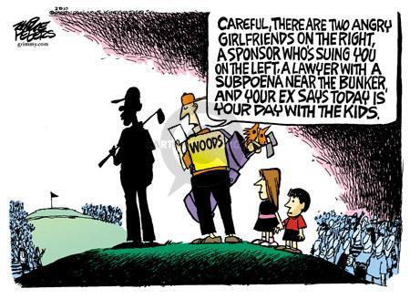 Cartoonist Mike Peters  Mike Peters' Editorial Cartoons 2010-08-17 careful