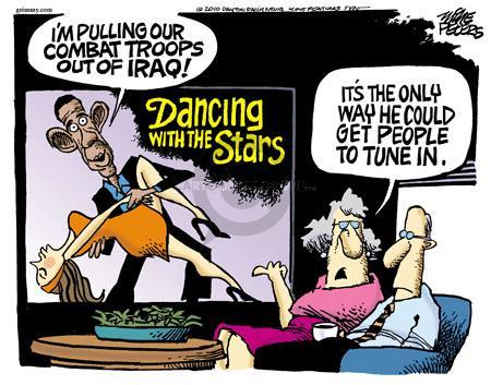 Cartoonist Mike Peters  Mike Peters' Editorial Cartoons 2010-08-31 soldier