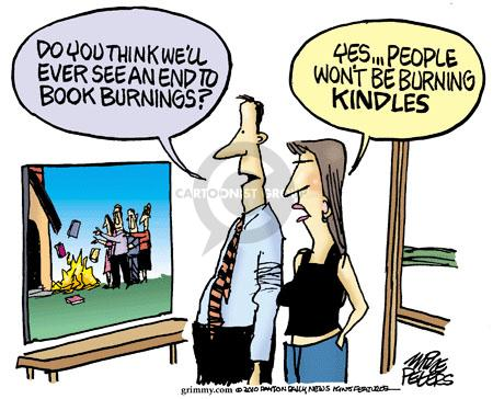 Cartoonist Mike Peters  Mike Peters' Editorial Cartoons 2010-09-10 technology