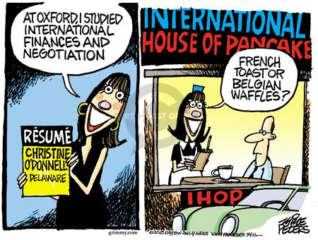 Cartoonist Mike Peters  Mike Peters' Editorial Cartoons 2010-10-02 2010