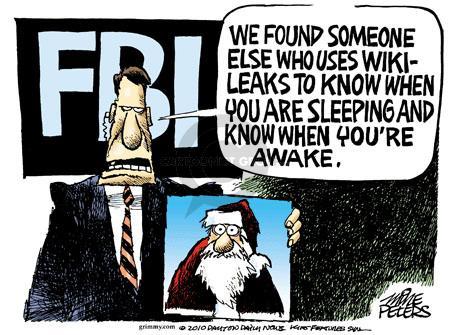 Cartoonist Mike Peters  Mike Peters' Editorial Cartoons 2010-12-07 sleep