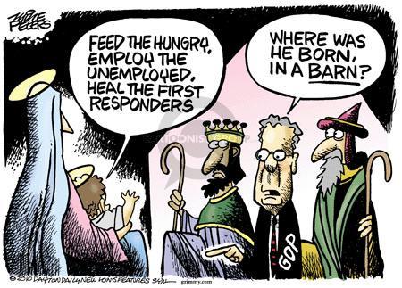 Cartoonist Mike Peters  Mike Peters' Editorial Cartoons 2010-12-21 legislature