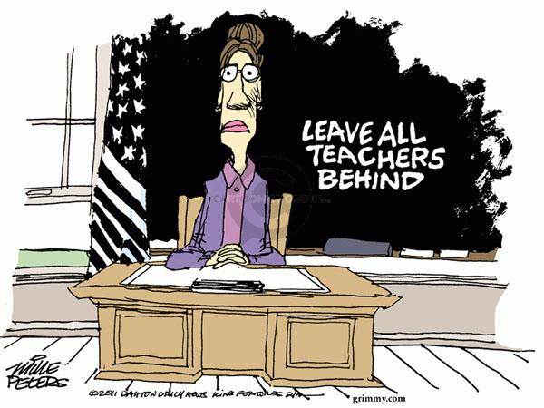 Cartoonist Mike Peters  Mike Peters' Editorial Cartoons 2011-03-04 union