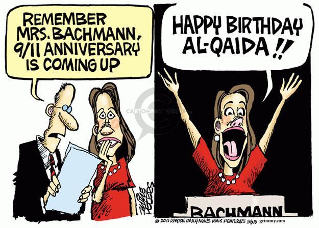Cartoonist Mike Peters  Mike Peters' Editorial Cartoons 2011-08-17 republican