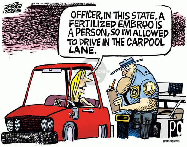 Mike Peters  Mike Peters' Editorial Cartoons 2012-02-17 police