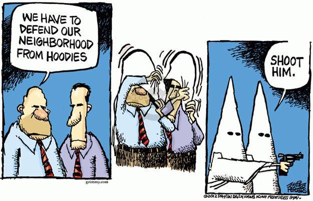 Cartoonist Mike Peters  Mike Peters' Editorial Cartoons 2012-03-26 gun