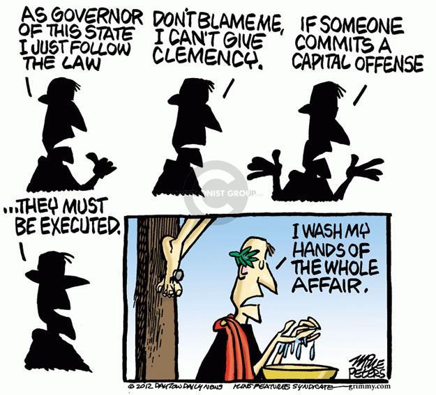 Cartoonist Mike Peters  Mike Peters' Editorial Cartoons 2012-04-19 Scott