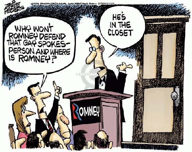 Mike Peters  Mike Peters' Editorial Cartoons 2012-05-04 2012 primary