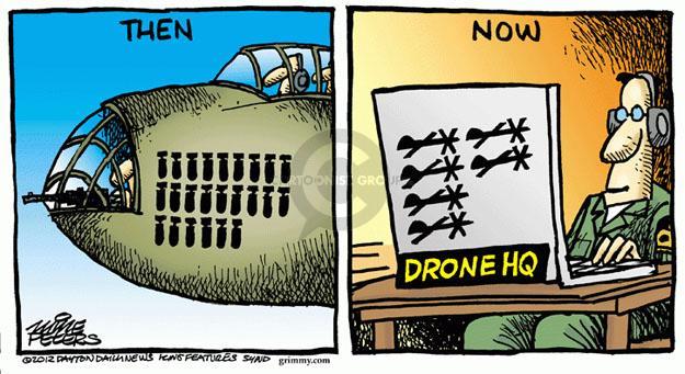 Cartoonist Mike Peters  Mike Peters' Editorial Cartoons 2012-06-07 defense