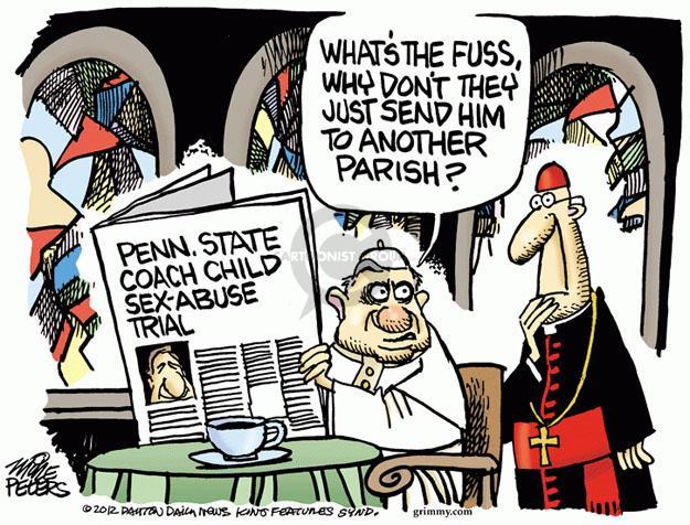 Mike Peters  Mike Peters' Editorial Cartoons 2012-06-20 university