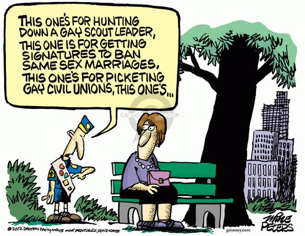 Cartoonist Mike Peters  Mike Peters' Editorial Cartoons 2012-08-10 union