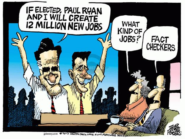 Mike Peters  Mike Peters' Editorial Cartoons 2012-09-19 2012 election economy