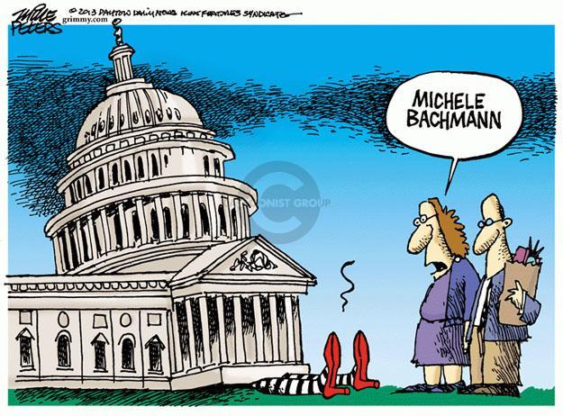 Cartoonist Mike Peters  Mike Peters' Editorial Cartoons 2013-05-30 Michelle