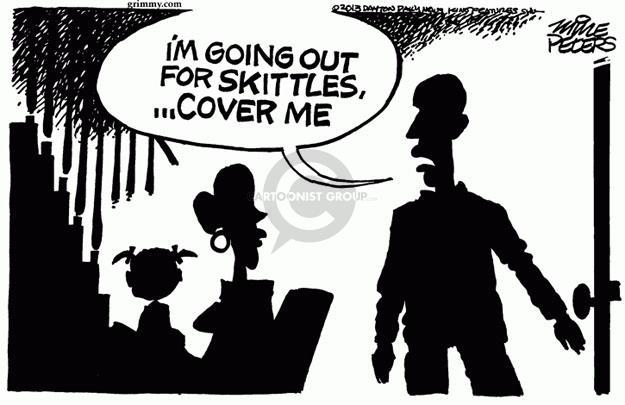 Mike Peters  Mike Peters' Editorial Cartoons 2013-07-15 murder