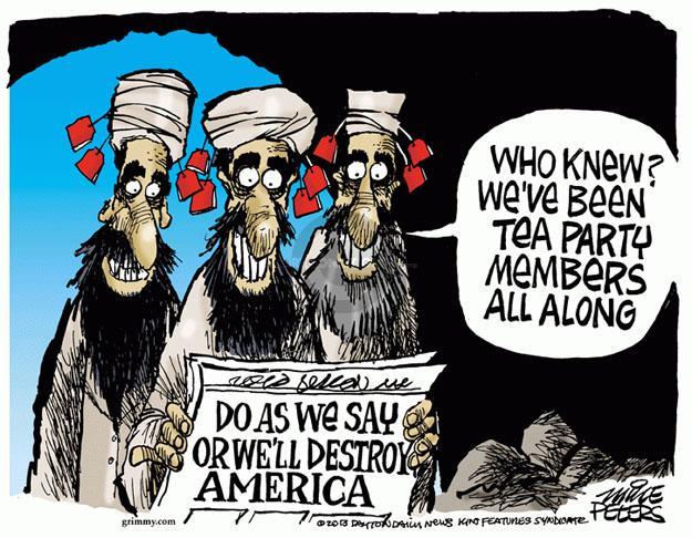 Cartoonist Mike Peters  Mike Peters' Editorial Cartoons 2013-09-19 member