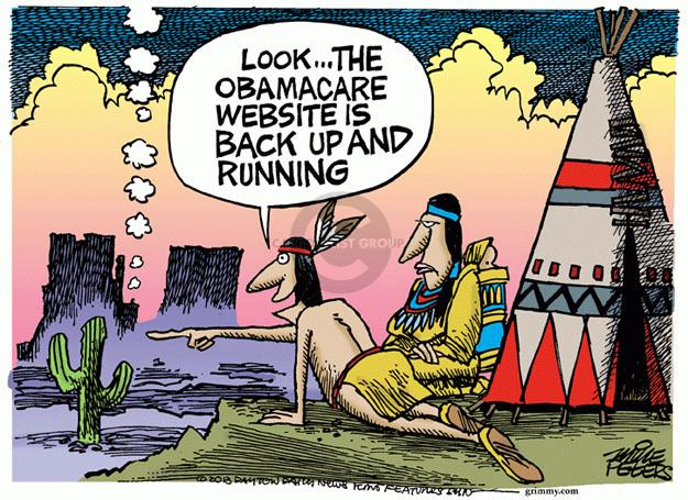 Cartoonist Mike Peters  Mike Peters' Editorial Cartoons 2013-10-17 online