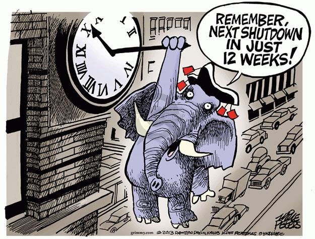 Mike Peters  Mike Peters' Editorial Cartoons 2013-10-18 week