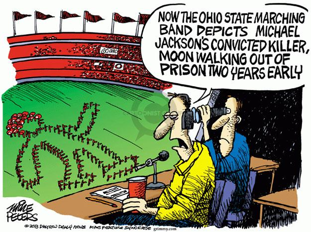 Cartoonist Mike Peters  Mike Peters' Editorial Cartoons 2013-10-31 prison