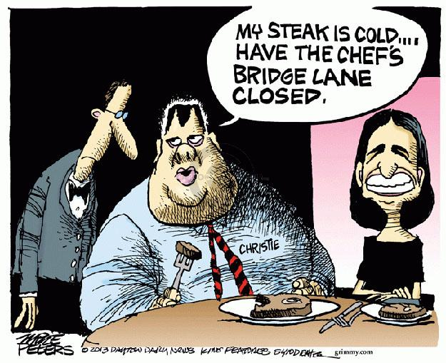 Mike Peters  Mike Peters' Editorial Cartoons 2013-12-27 infrastructure