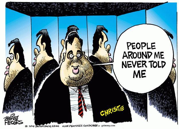 Mike Peters  Mike Peters' Editorial Cartoons 2014-01-16 George Washington