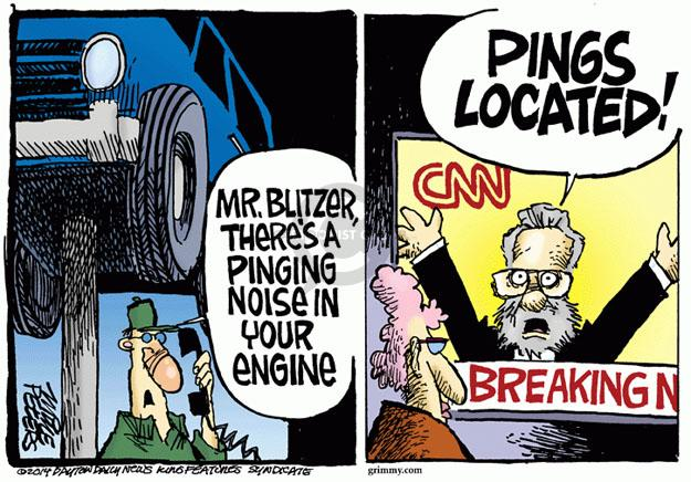 Cartoonist Mike Peters  Mike Peters' Editorial Cartoons 2014-04-17 air travel