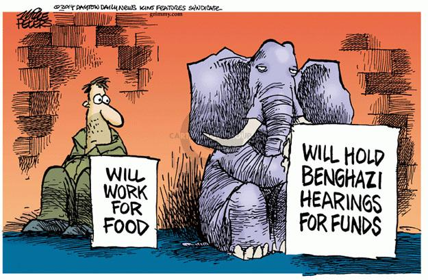 Cartoonist Mike Peters  Mike Peters' Editorial Cartoons 2014-05-09 fund