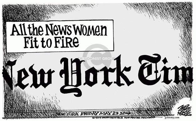 Mike Peters  Mike Peters' Editorial Cartoons 2014-05-23 time