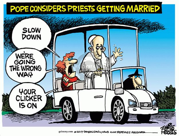 Mike Peters  Mike Peters' Editorial Cartoons 2014-07-17 clergy
