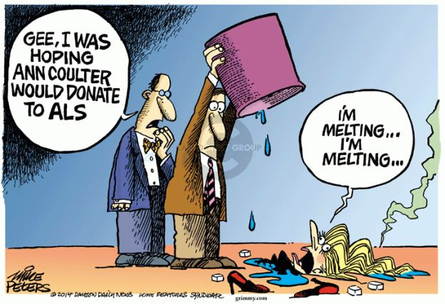 Mike Peters  Mike Peters' Editorial Cartoons 2014-08-22 Ann