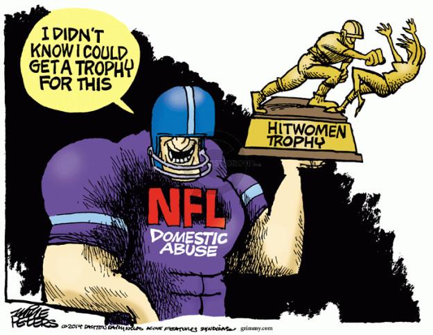 Cartoonist Mike Peters  Mike Peters' Editorial Cartoons 2014-09-11 national