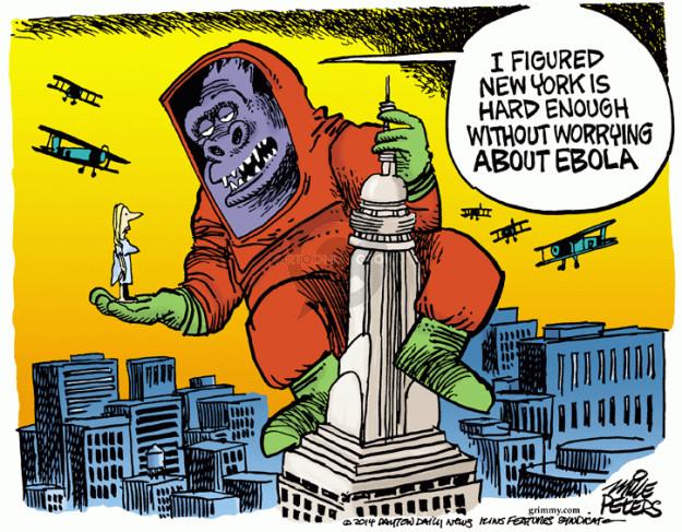 Cartoonist Mike Peters  Mike Peters' Editorial Cartoons 2014-10-24 New York City