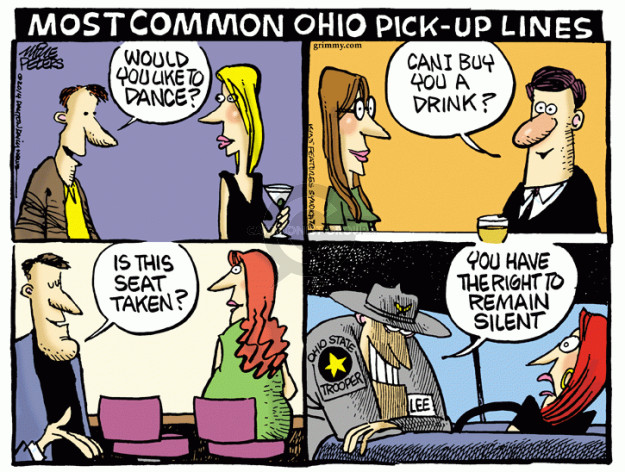 Mike Peters  Mike Peters' Editorial Cartoons 2014-10-31 driver