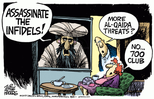 Mike Peters  Mike Peters' Editorial Cartoons 2015-01-15 700 club