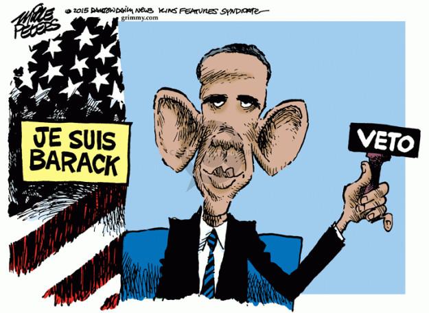 Cartoonist Mike Peters  Mike Peters' Editorial Cartoons 2015-01-21 republican president