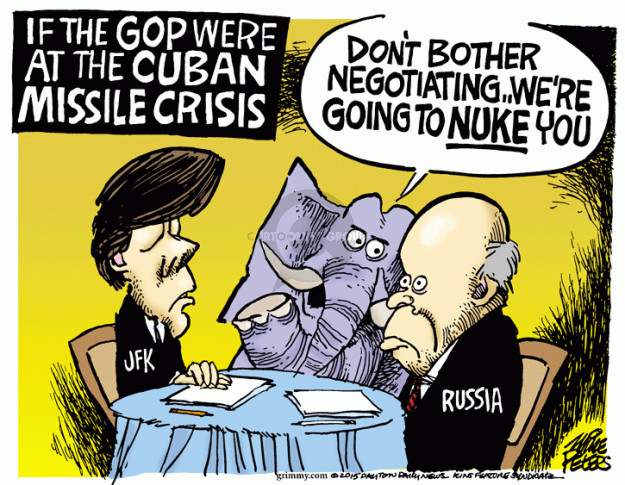 Cartoonist Mike Peters  Mike Peters' Editorial Cartoons 2015-03-12 leader