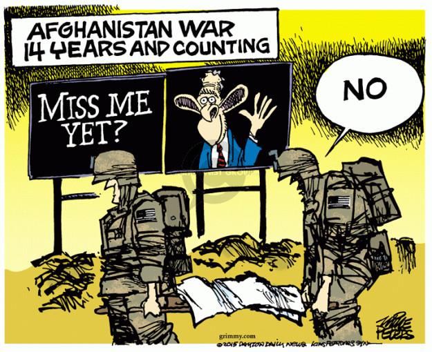 Mike Peters  Mike Peters' Editorial Cartoons 2015-03-27 George