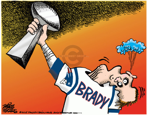 Cartoonist Mike Peters  Mike Peters' Editorial Cartoons 2015-05-07 New England