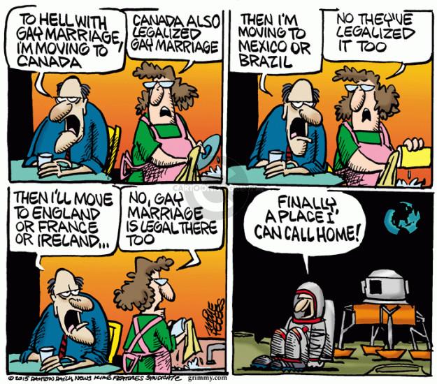 Cartoonist Mike Peters  Mike Peters' Editorial Cartoons 2015-06-29 move