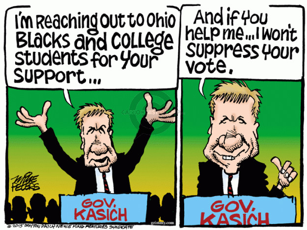 Cartoonist Mike Peters  Mike Peters' Editorial Cartoons 2015-07-23 college student