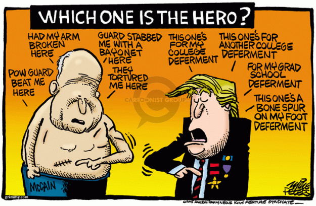Mike Peters  Mike Peters' Editorial Cartoons 2015-07-24 John