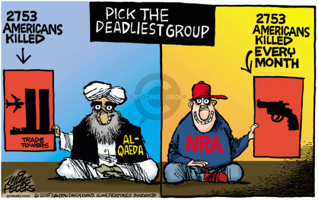 Cartoonist Mike Peters  Mike Peters' Editorial Cartoons 2015-08-28 organization