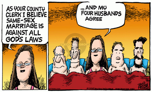 Cartoonist Mike Peters  Mike Peters' Editorial Cartoons 2015-09-08 Kim