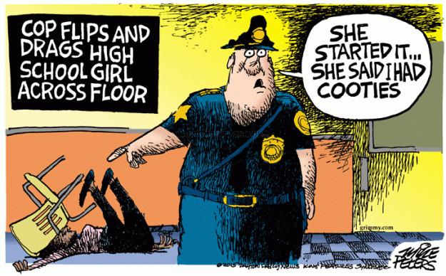 Cartoonist Mike Peters  Mike Peters' Editorial Cartoons 2015-10-29 south