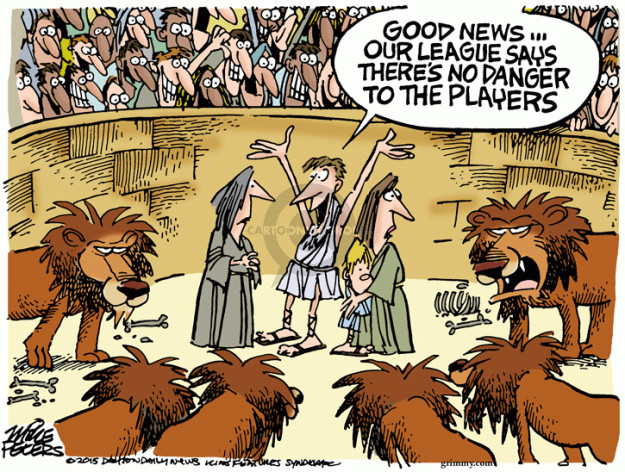 Mike Peters  Mike Peters' Editorial Cartoons 2015-11-27 sport