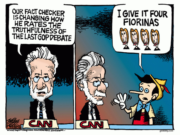 Cartoonist Mike Peters  Mike Peters' Editorial Cartoons 2015-12-18 debate