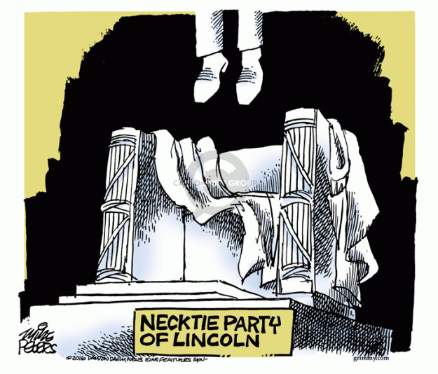 Necktie Party of Lincoln.